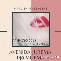 Clinica de Massagem 24 Horas em Moema