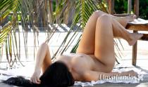 Falvinha dona de uma corpo exuberante