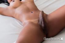 Rafaella Crystal, maravilhosa Acompanhante Travesti