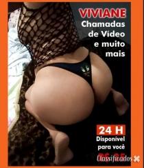 Viviane Chamada de Vídeo