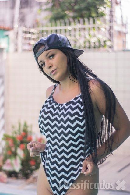 Yanca Carvalho - ardente de desejos, cheirosa e macia!